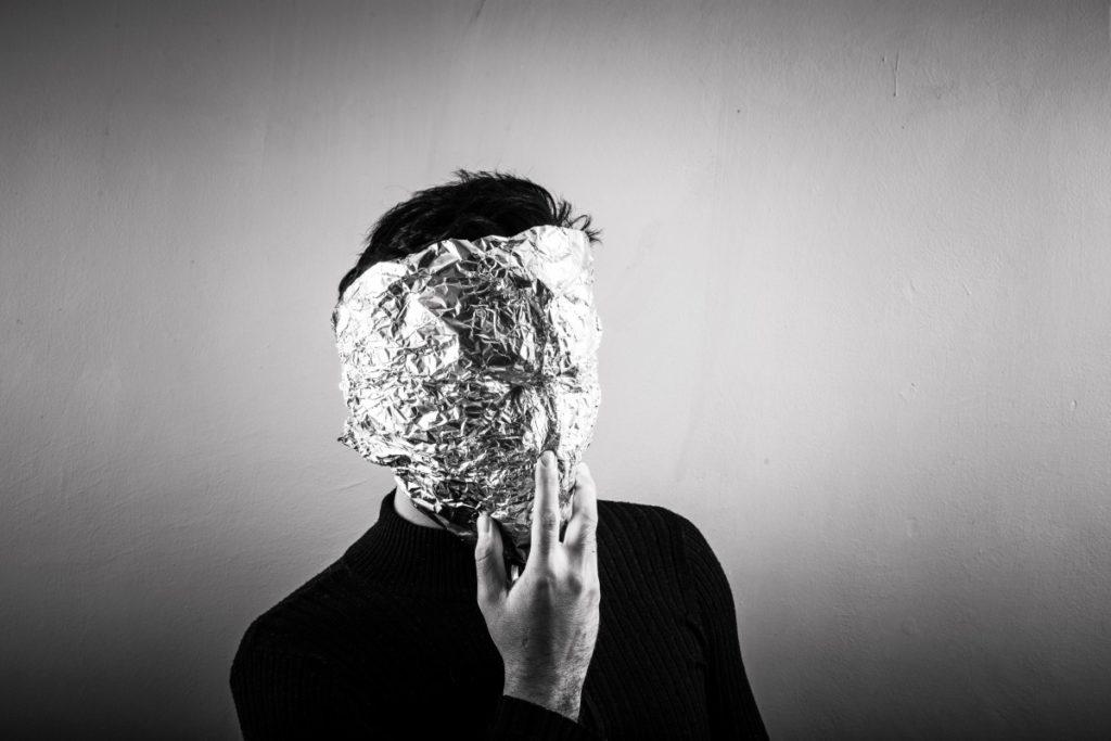 Masken ar sjalva identiteten