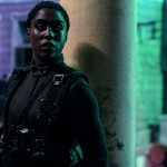 "Lashana Lynch som Nomi i ""No Time to Die"" (Foto: 2019 DANJAQ, LLC AND MGM)"