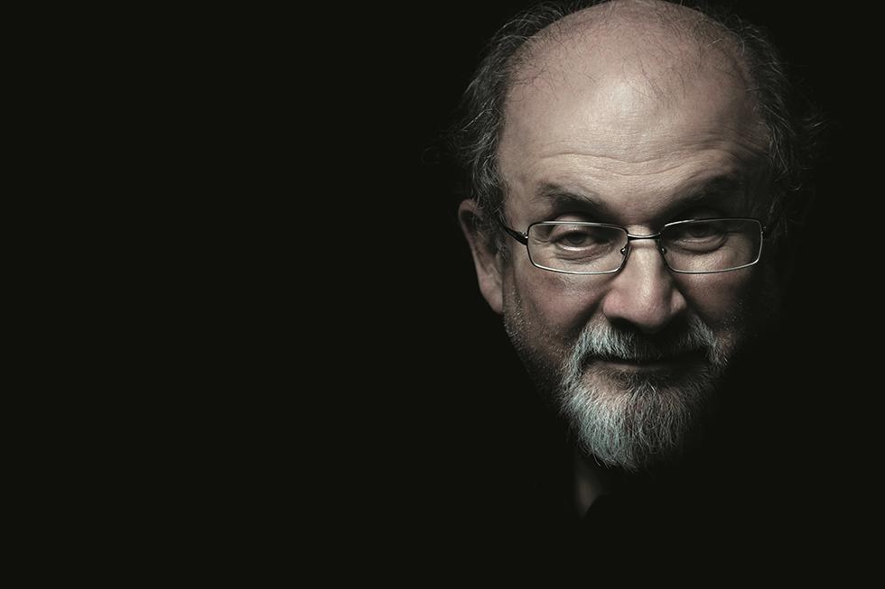Salman Rushdie. (Foto: Randal Slavin)
