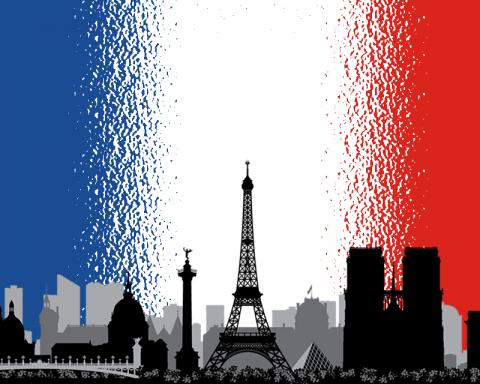 Paris-Frankrike