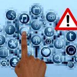 sociala medier-kris