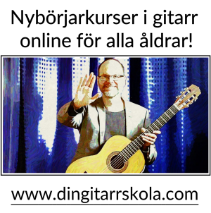 Din gitarrskola